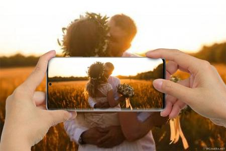 Samsung Galaxy S20 Photo Frame